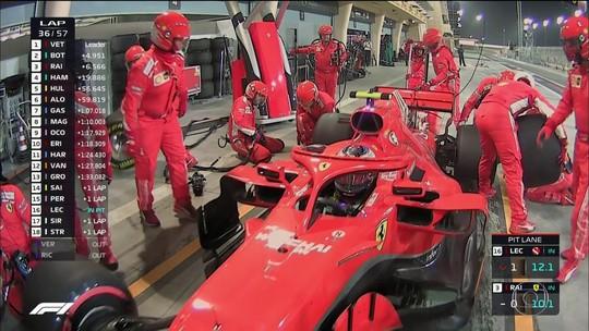 Oito meses após acidente, mecânico da Ferrari atropelado por Kimi volta ao trabalho