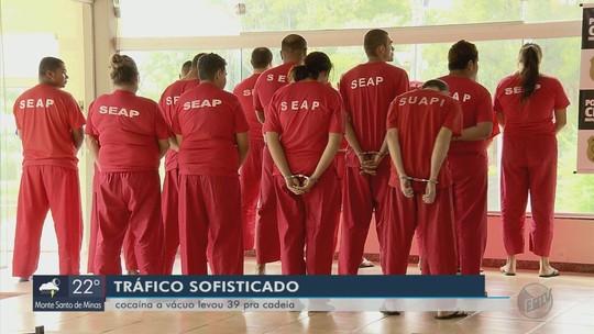 Operação contra tráfico de drogas prende pelo menos 39 suspeitos em MG