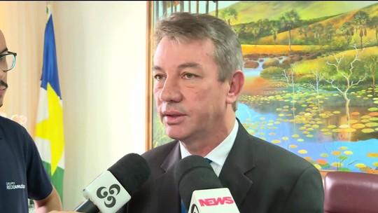 Antônio Denarium assume intervenção federal em Roraima, 21 dias antes da diplomação