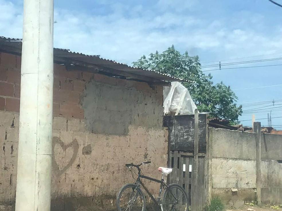 Idoso foi morto em casa no Parque das Torres ao cobrar dívida de R$ 300 em Juiz de Fora (Foto: Polícia Civil/Divulgação)