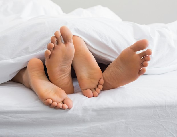 sexo_relação sexual_ casal_cama (Foto: Thinkstock)