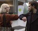 Kit Harington e Lucy Boynton em 'Modern love' | David Cleary/Amazon Prime Video