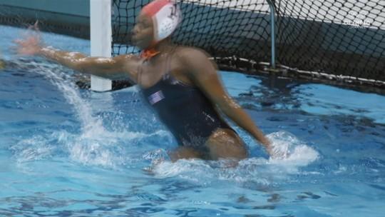 Conheça Ashleigh Johnson, goleira dos EUA que quebrou barreiras para brilhar nas Olimpíadas do Rio