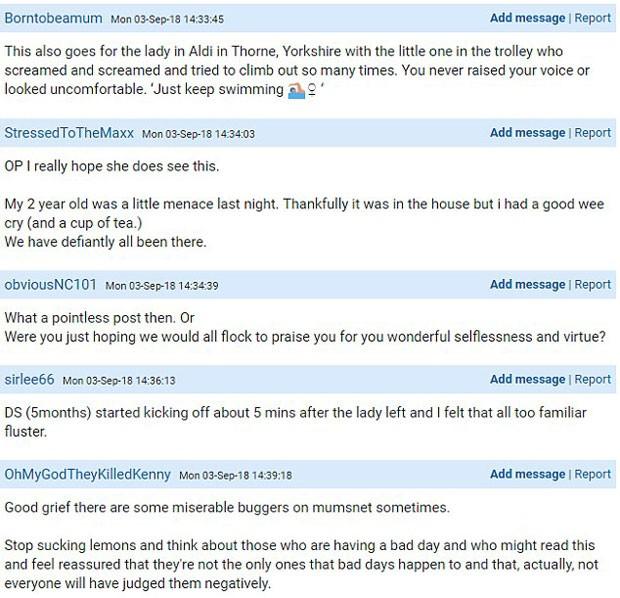 Repercussão da carta postada no fórum (Foto: Reprodução)