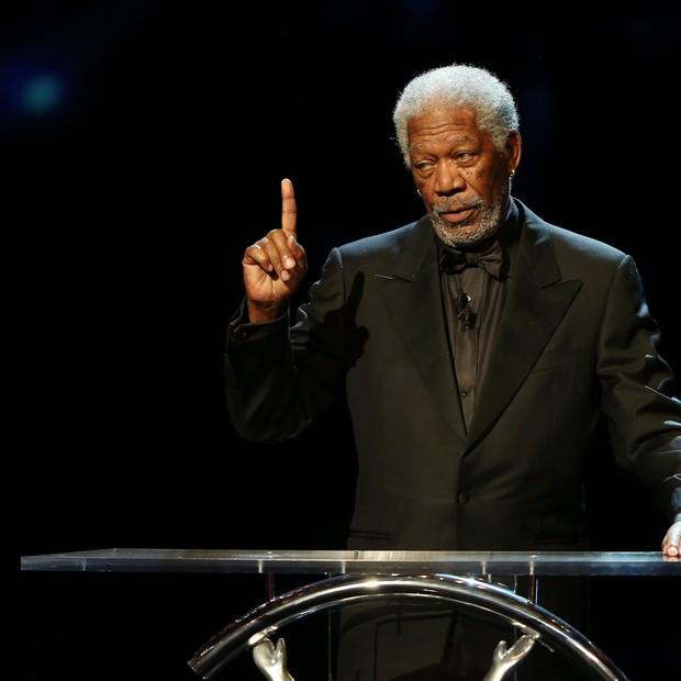 Morgan Freeman (Foto: Getty Images)