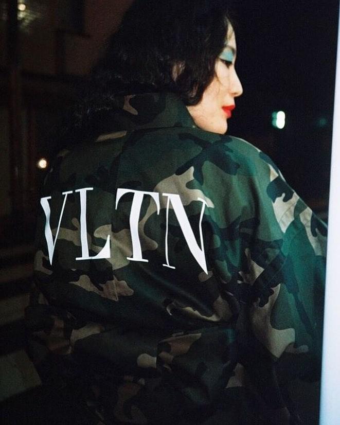 Valentino (Foto: Reprodução/ Instagram)