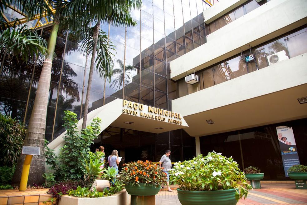 Setores administrativos da Prefeitura de Maringá não funcionam nesta sexta-feira (2) — Foto: Prefeitura de Maringá/Divulgação