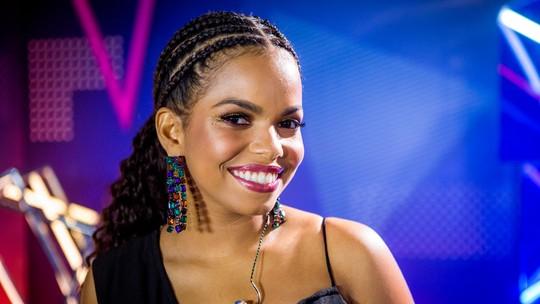 Jeniffer Nascimento celebra convite para gravar com cantor: 'Topei na hora'