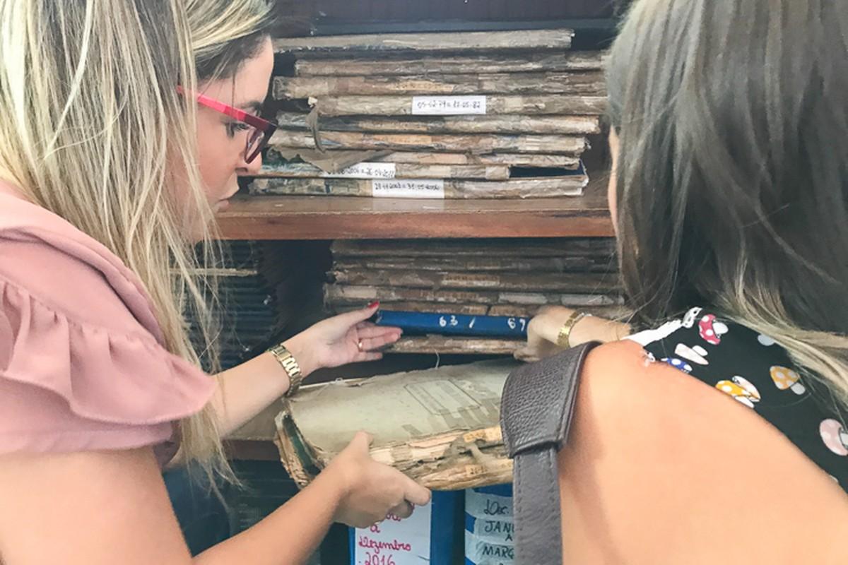 Documentos de cemitérios de Campos, RJ, passam por levantamento e serão restaurados
