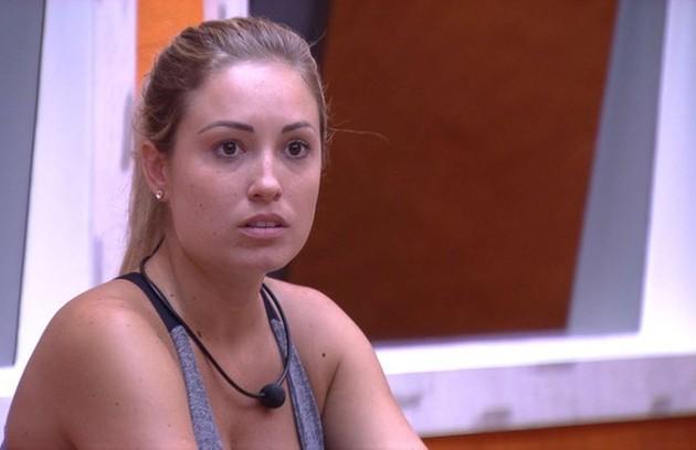 Jéssica é a oitava (Foto: TV Globo)