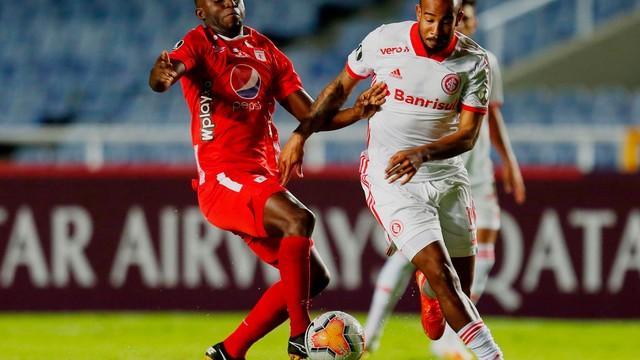 Patrick América de Cali x Inter Internacional Libertadores