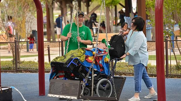 parque temático, acessibilidade (Foto: Divulgação)