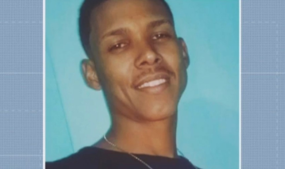 Suspeito do crime foi solto após audiência de custódia — Foto: Reprodução/TV Bahia