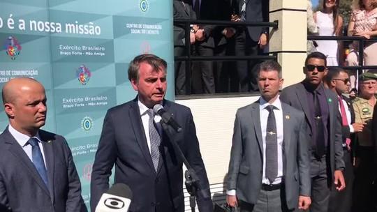 Bolsonaro diz que 'algumas questões' da Previdência serão 'corrigidas' no plenário