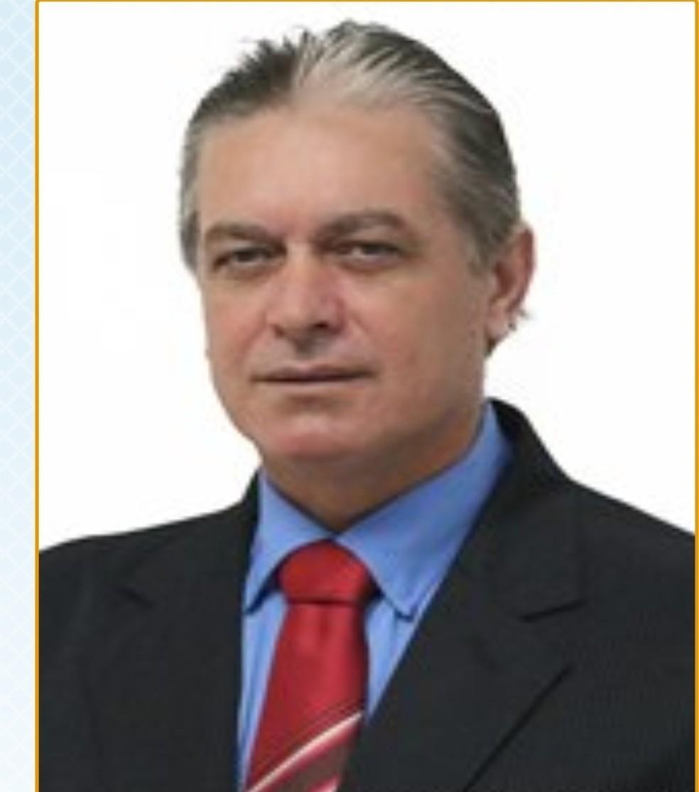 Vilmar Contini (PR), conhecido como Fifi, tinha 50 anos — Foto: Arquivo pessoal