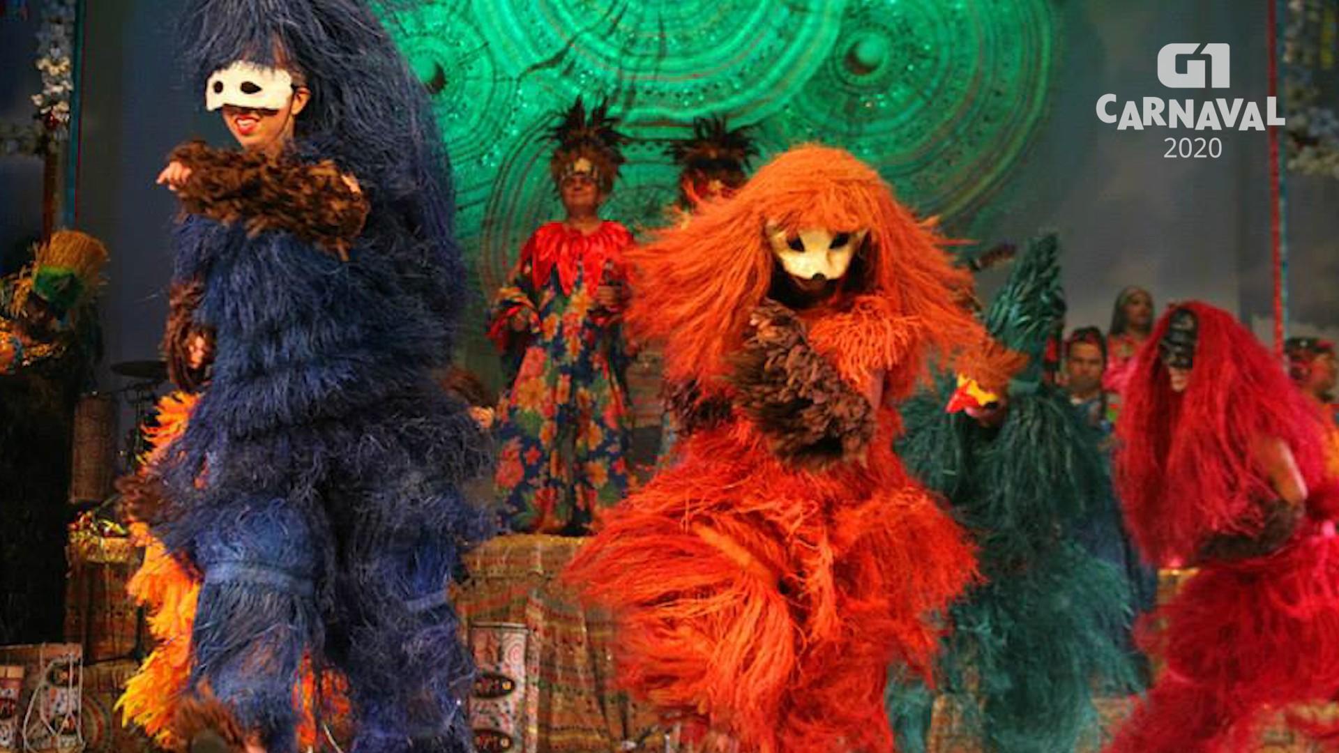 Há 29 anos, Bicho Terra surgia como opção ao carnaval de passarela no Maranhão