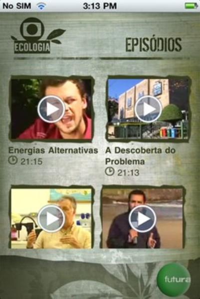 Globo Ecologia – Canal Futura | Download | TechTudo