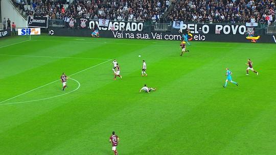 Athletico x Corinthians: no Brasileirão, Timão é o terceiro que menos chuta; rival tem média alta