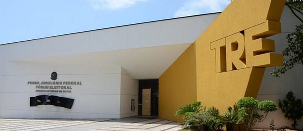 Tribunal Regional Eleitoral RN Rio Grande o Norte TRE — Foto: Divulgação