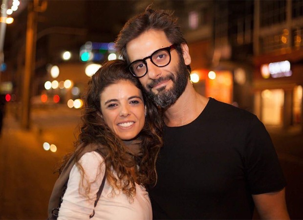Flávio Tolezani e Natalia Gonsales (Foto: Emerson Coutinho)