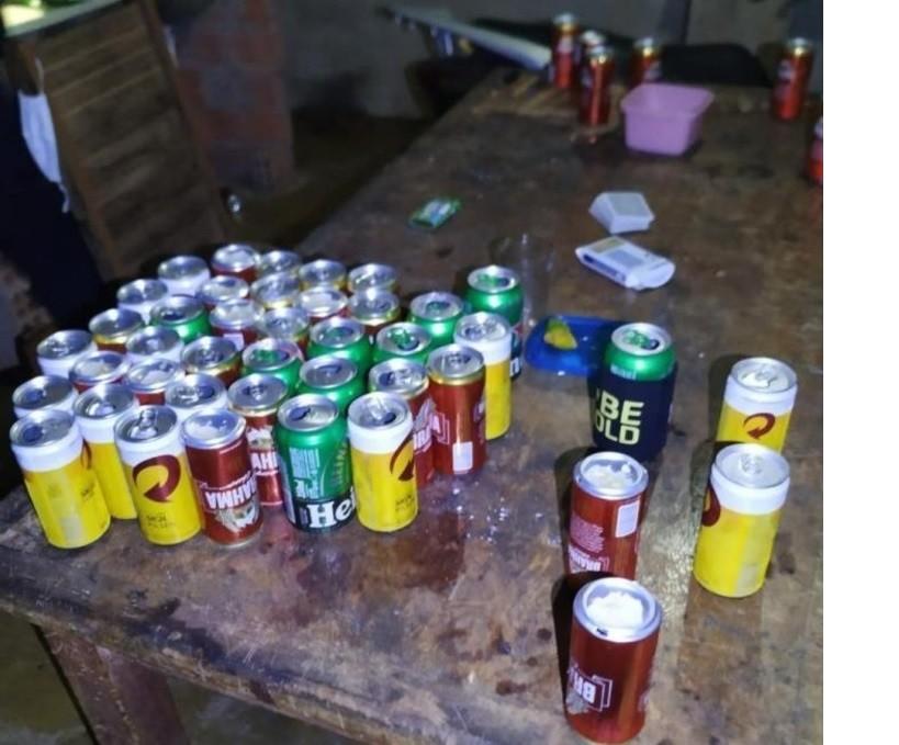 Coronavírus: Jovem de 19 anos é preso por realizar festa em casa de Jaru, RO