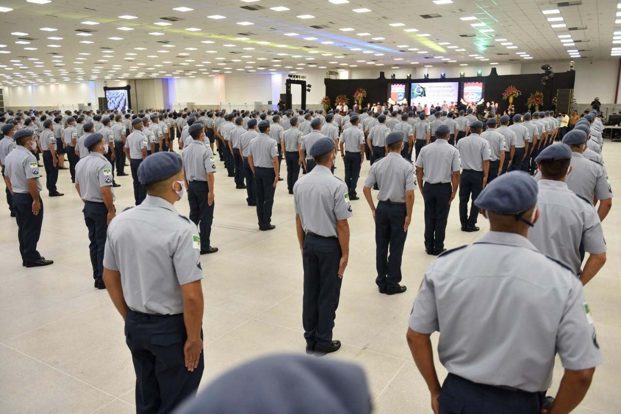Decretos criam batalhão da Polícia Militar do RN em Currais Novos e companhia independente em Patu