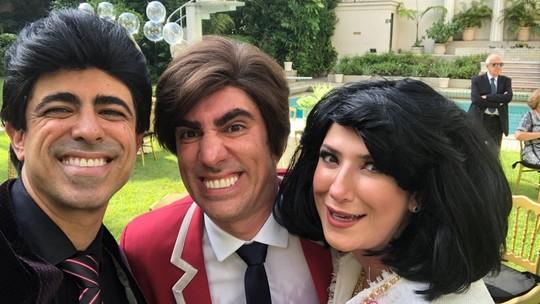 'Tá no Ar': Dani Calabresa comenta participação especial como Maria Helena Karlakian