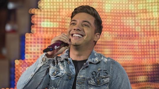 Wesley Safadão revela sonho de cantar com Roberto Carlos: 'Desejo muito antigo'