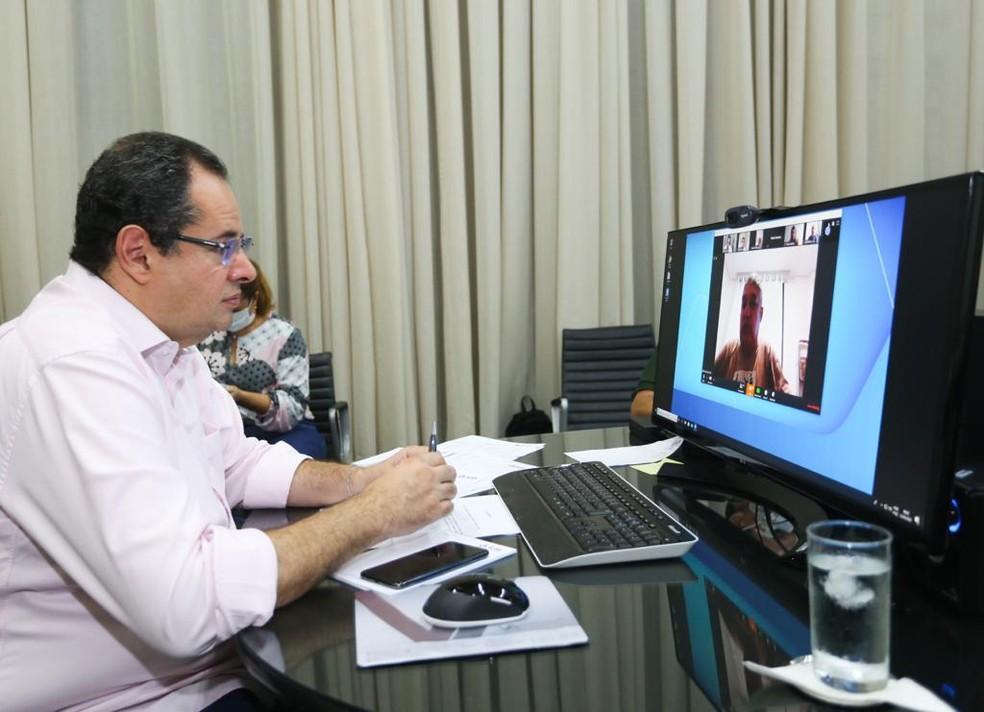 Aprovação aconteceu por meio de sessão virtual realizada nesta quinta-feira (23).  — Foto: Divulgação