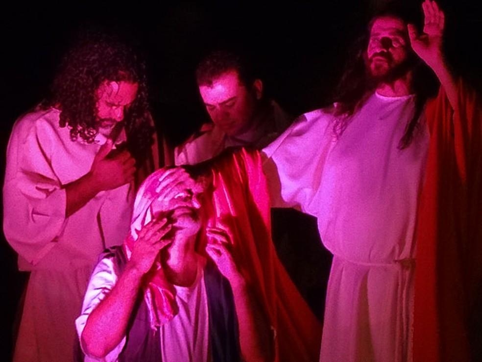 Produtores prometem uma volta gloriosa para a Paixão de Cristo do Recife em 2019 (Foto: Luna Markman/G1)