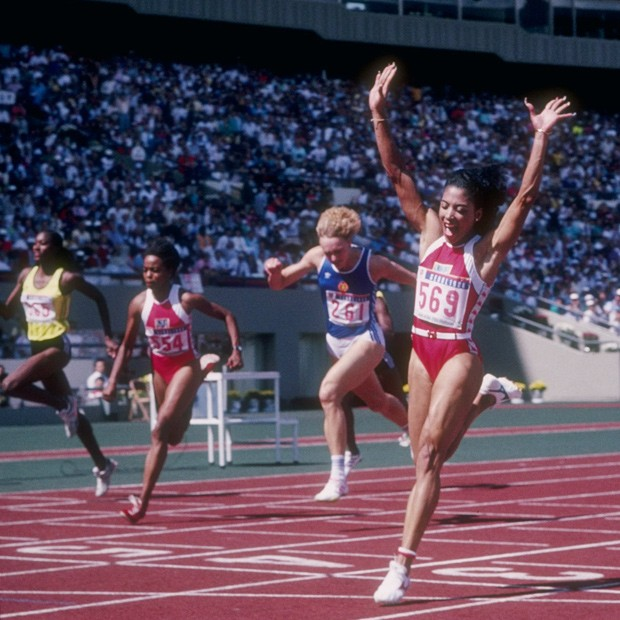 Florence Griffith-Joyner (Foto: Getty Images)