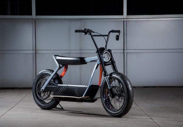 Scooter elétrica da Harley-Davidson (Foto: Divulgação)