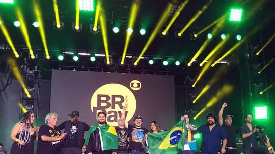 Preta Gil, César Menotti e Fabiano e Jota Quest agitam o BR Day NY