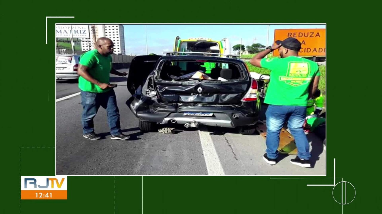Equipe de Jiu Jitsu de Rio das Ostras sofre acidente a caminho do Rio