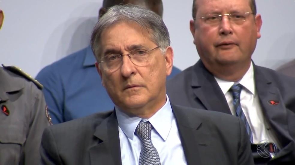 Fernando Pimentel, governados de Minas Gerais (Foto: Reprodção/TV Integração)