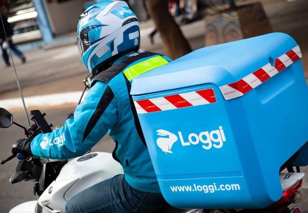Com sede em São Paulo, a Loggi atua no setor de entregas, conectando os usuários diretamente aos mensageiros através do computador ou do celular (Foto: Reprodução/Facebook/Loggi)