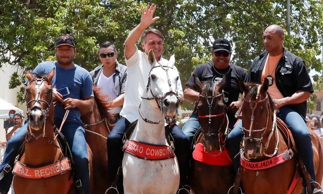 Bolsonaro tem desculpa para mergulhar na pauta eleitoreira