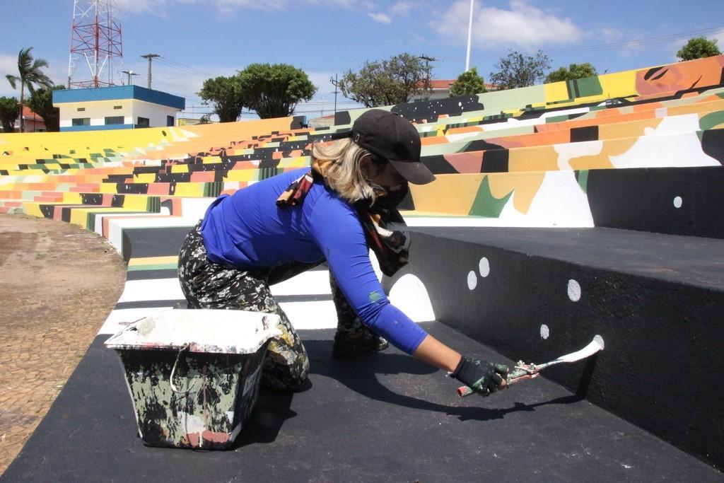 Hortolândia promove oficinas culturais durante festival de grafite neste fim de semana