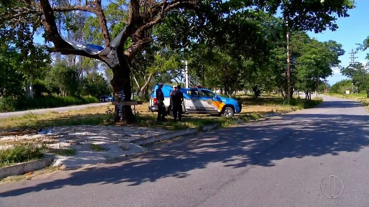 Segurança é reforçada em Macaé, RJ, um dia após confrontos entre policiais e criminosos