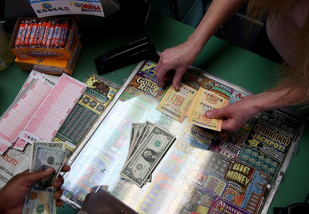 Loteria Estados Unidos (Foto: Justin Sullivan/Getty Images)