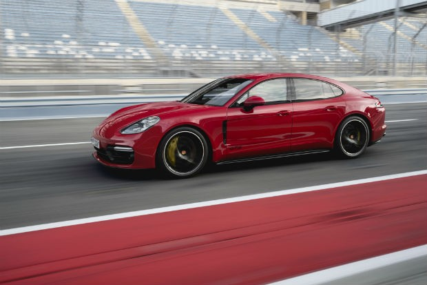 Porsche Panamera GTS (Foto: Divulgação)