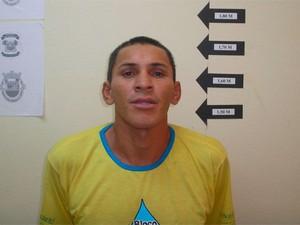Francisco Genilson Rosa da Silva, o 'Jesus' (Foto: Sidney Silva)
