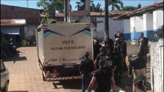 Detentos envolvidos no massacre em Altamira foram mortos estrangulados durante transferência, diz secretário