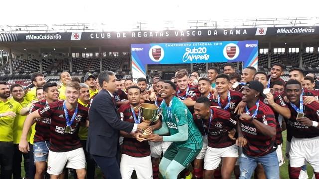 Vasco 1 X 1 Flamengo Campeonato Carioca Sub 20 Final Tempo Real Globo Esporte