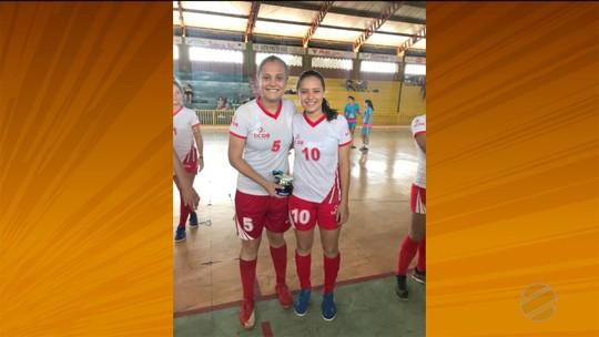 Serc administra partida, empata com Aquidauanense e conquista o estadual de futebol feminino de 2019