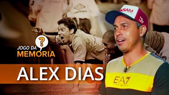 Jogo da Memória #8: Alex Dias, a mímica do frango e as assistências de 200 reais