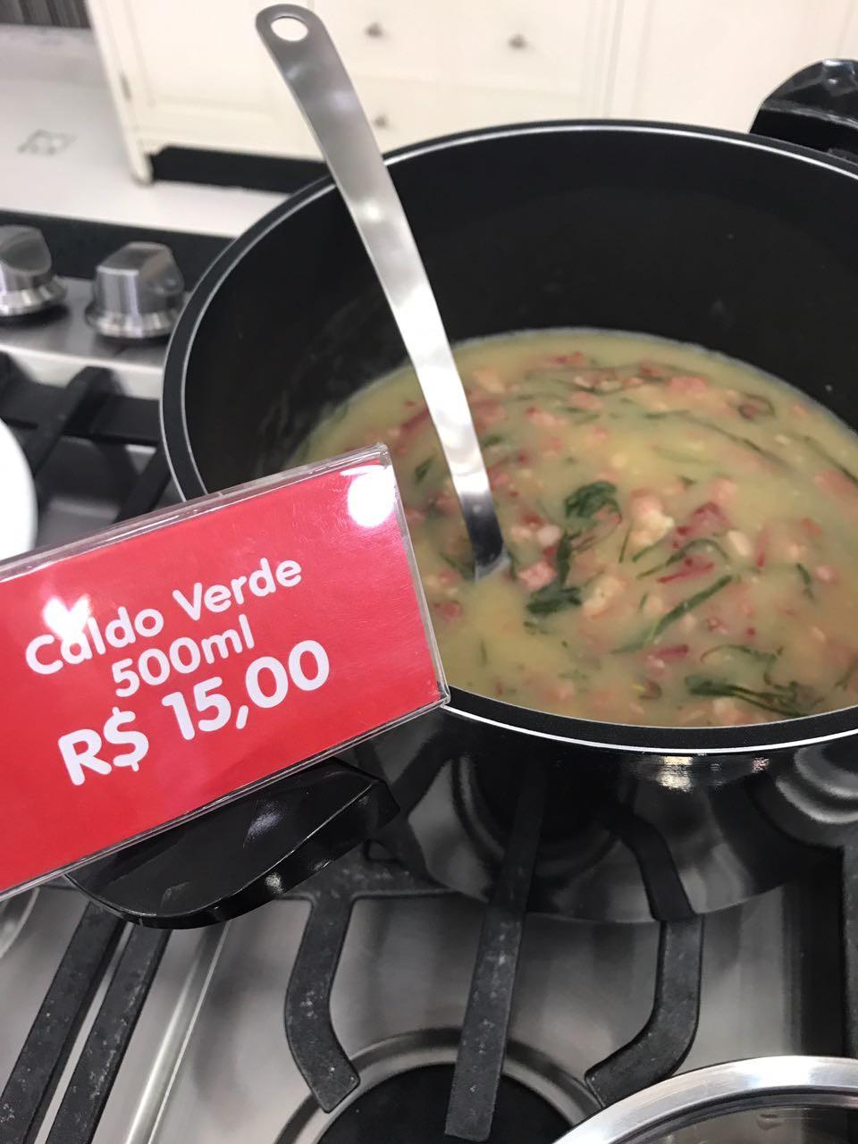 Ana Maria Braga Chica Doida sopas > caldo verde | sopas | gshow