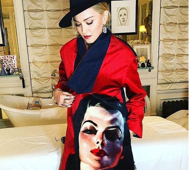 Madonna (Foto: Reprodução/Instagram)