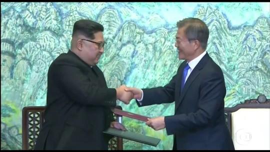 Promessa de paz nas Coreias: o que se sabe e o que falta saber