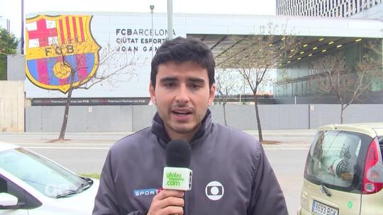 """Favorito, Barcelona busca vitória para ser campeão espanhol; Real """"seca"""""""
